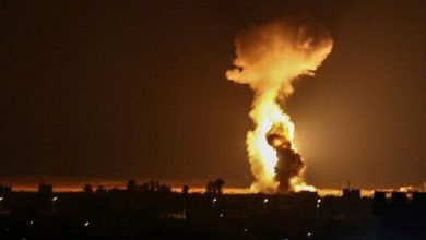 Photo of Israel bom kedudukan Hamas di Gaza