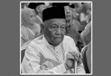 Photo of Bekas MB Terengganu meninggal dunia