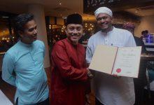 Photo of Haji Aminuddin dilantik Ahli Majlis Penasihat Malakat Mall