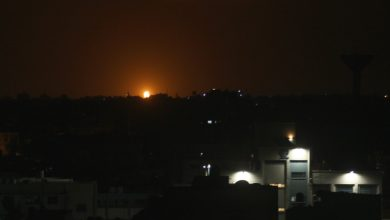 Photo of Zionis serang Gaza lagi!