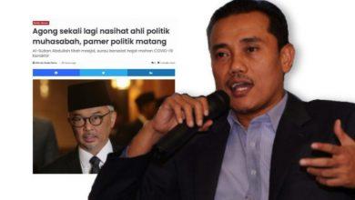 Photo of 'Aktor-aktor' ingkar teguran Agong layak digelar penderhaka