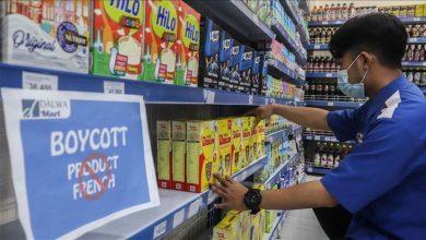 Photo of Kedai di Indonesia bergabung boikot produk Perancis