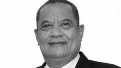 Photo of Ahli Parlimen Gerik meninggal dunia