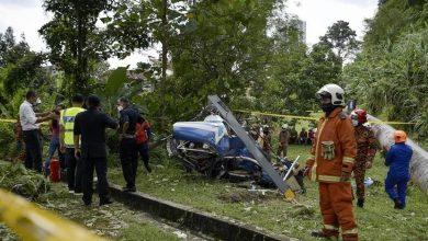 Photo of Nahas helikopter: Polis rakam keterangan tujuh saksi