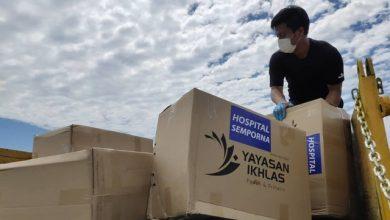 Photo of Yayasan Ikhlas mohon sumbangan hantar lagi 20,000 PPE ke Sabah, Selangor