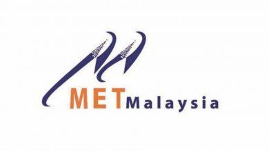 Photo of MetMalaysia keluar amaran hujan lebat di 5 negeri