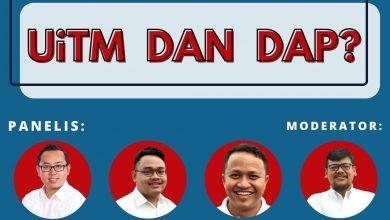 Photo of DAP anjur program bersama UiTM?